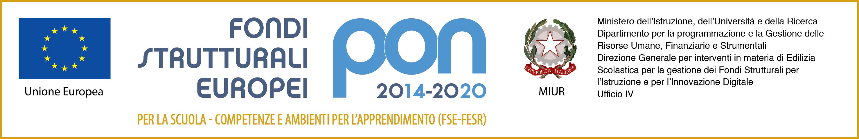 PON 2014-2020 (fse+fesr)